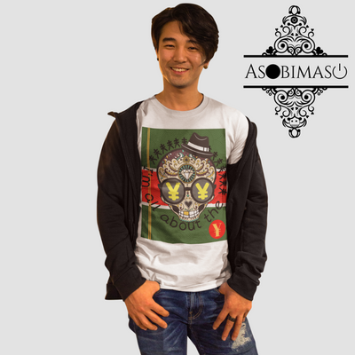 I'm all about the ¥en - Short-Sleeve Unisex T-Shirt - Asobimasu™