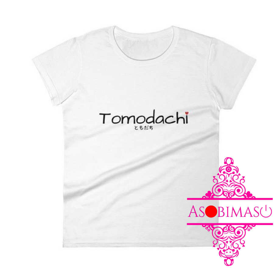 Tomodachi - Women's short sleeve t-shirt