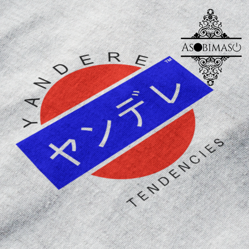 Yandere tendencies - Short-Sleeve Unisex T-Shirt