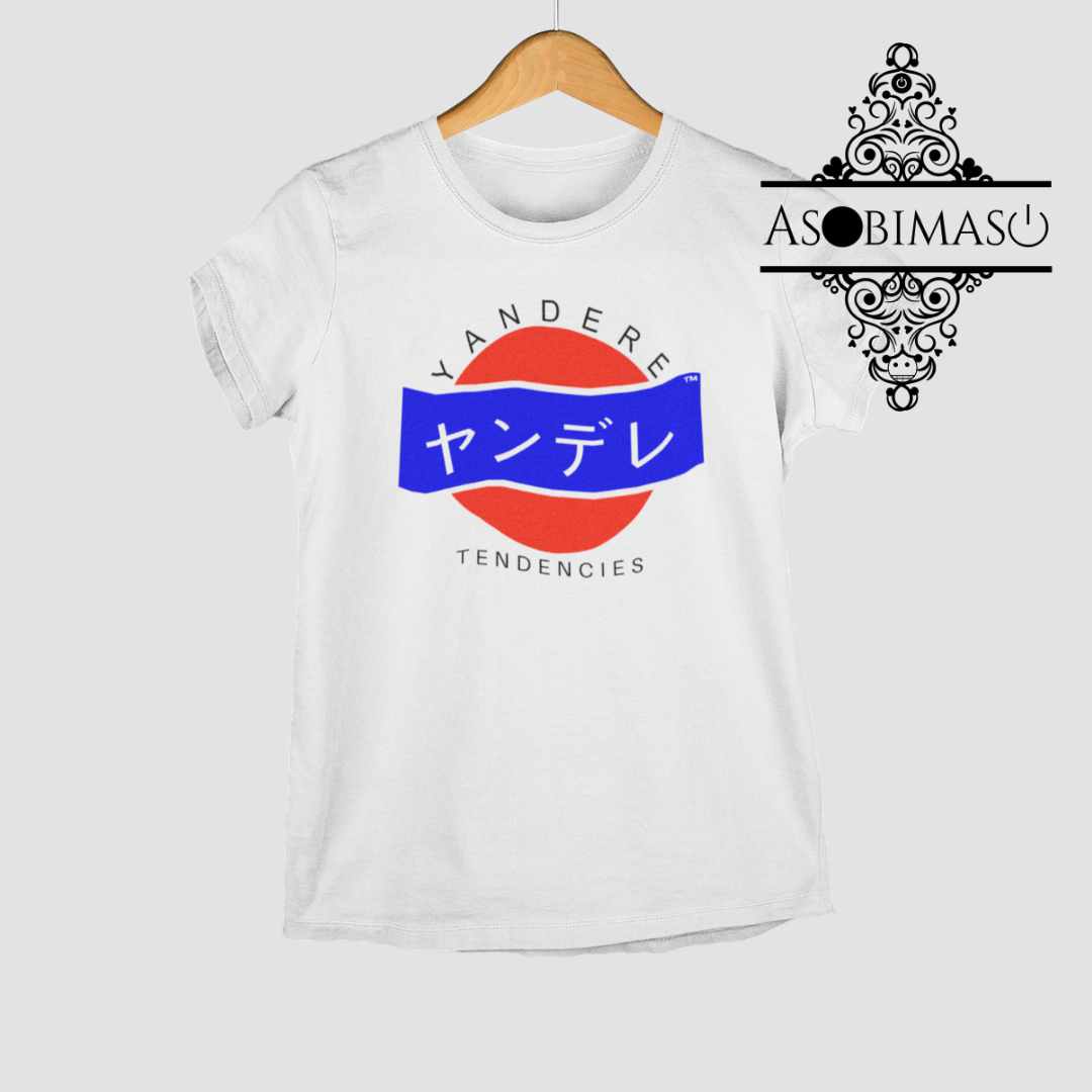Yandere tendencies - Women's short sleeve t-shirt