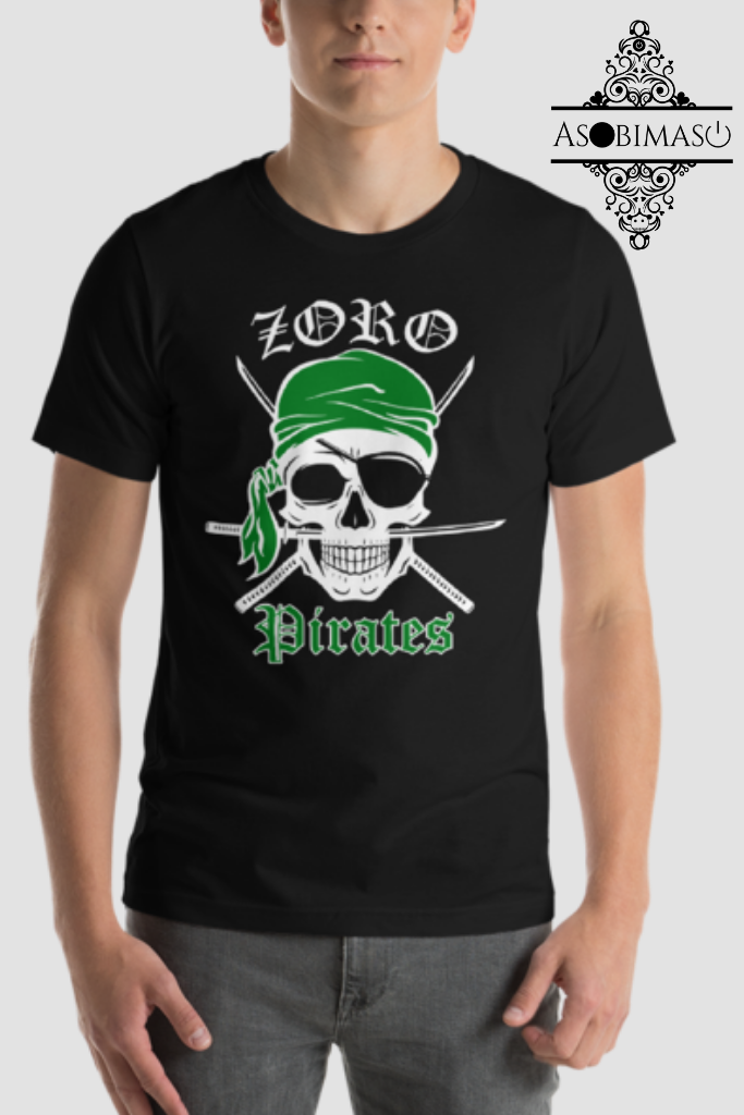 Zoro pirates - Short-Sleeve Unisex T-Shirt