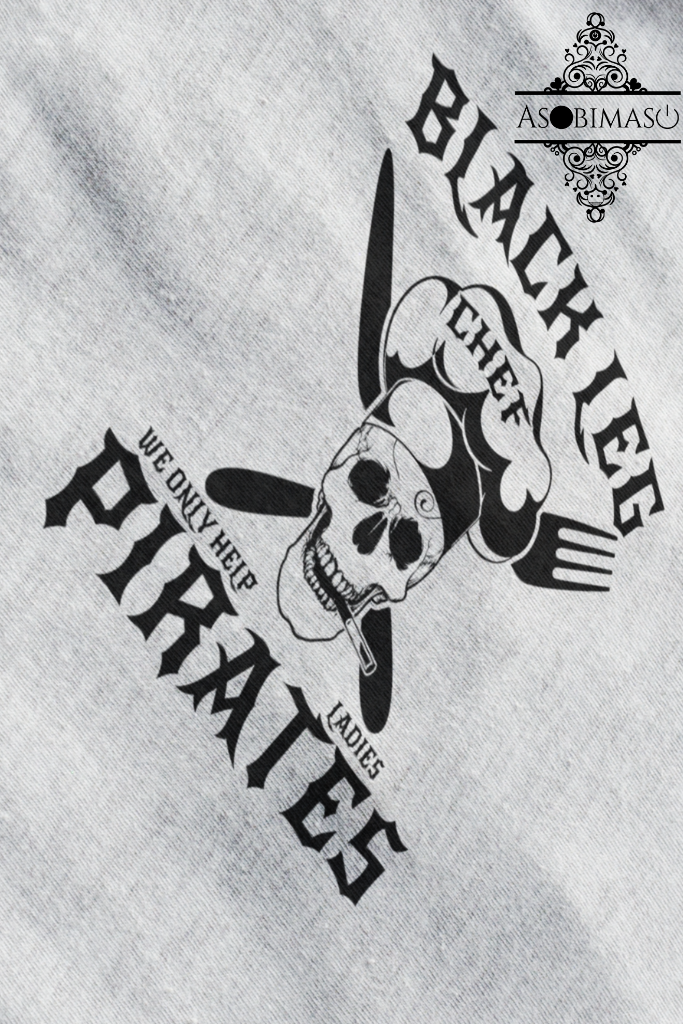 Black leg pirates- Sweatshirt