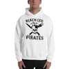 Black leg Pirates - Hooded Sweatshirt - Asobimasu™