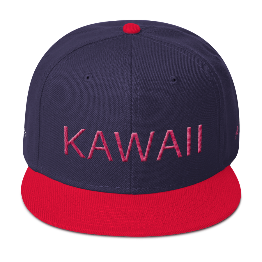 KAWAII - Snapback Hat