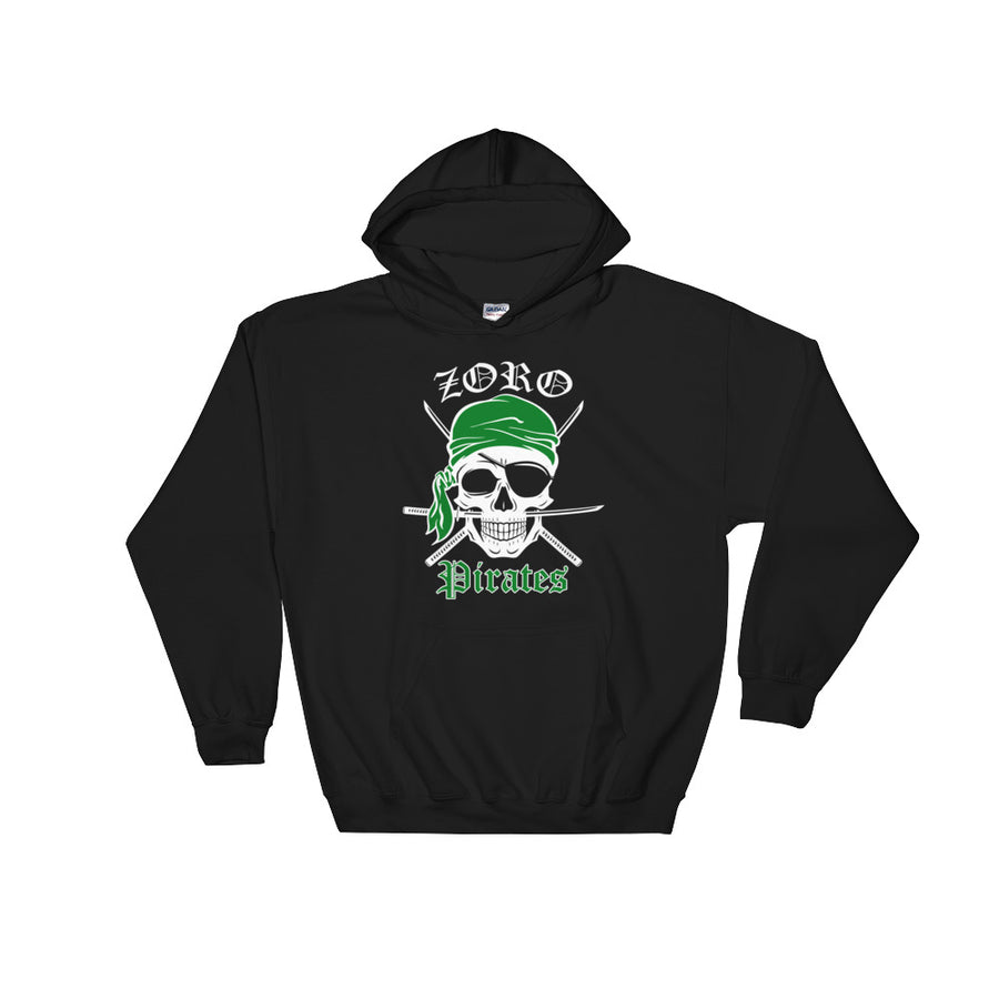 Zoro Pirates - Hooded Sweatshirt
