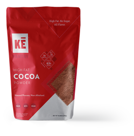 Keto High Fat Cocoa Powder Sample