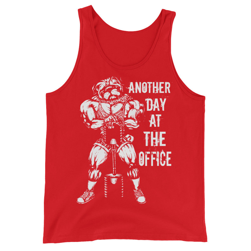 Another Day At The Office Unisex  Tank Top
