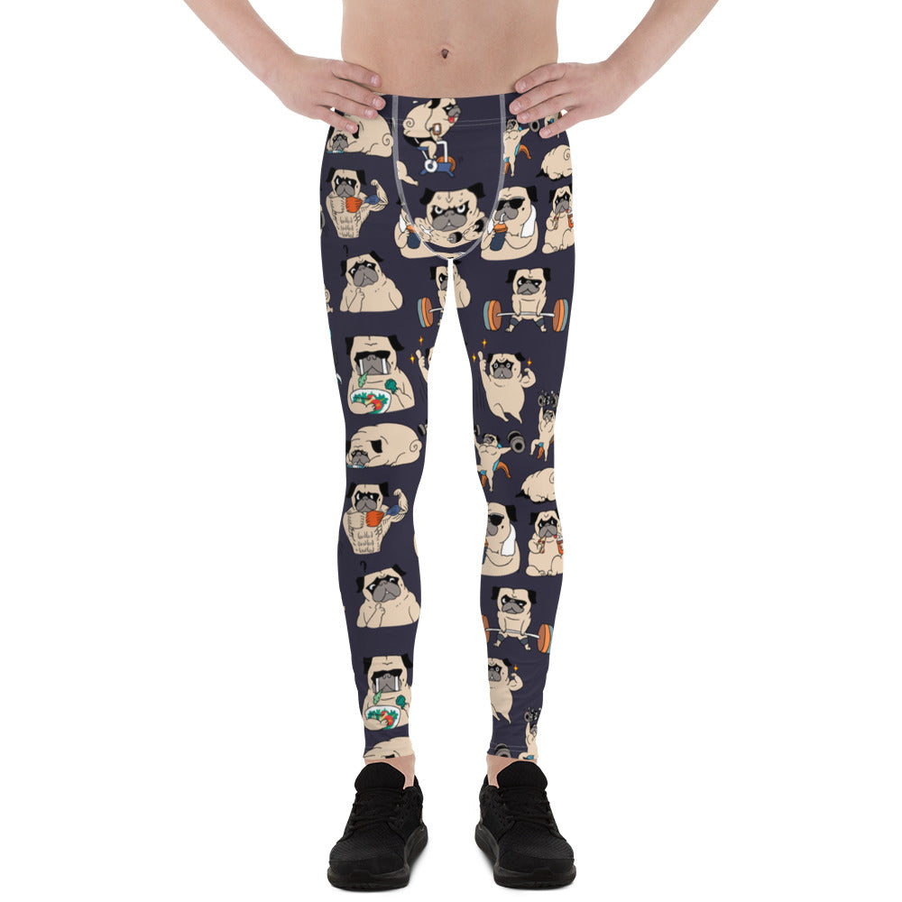 Pugsgym Men's Leggings