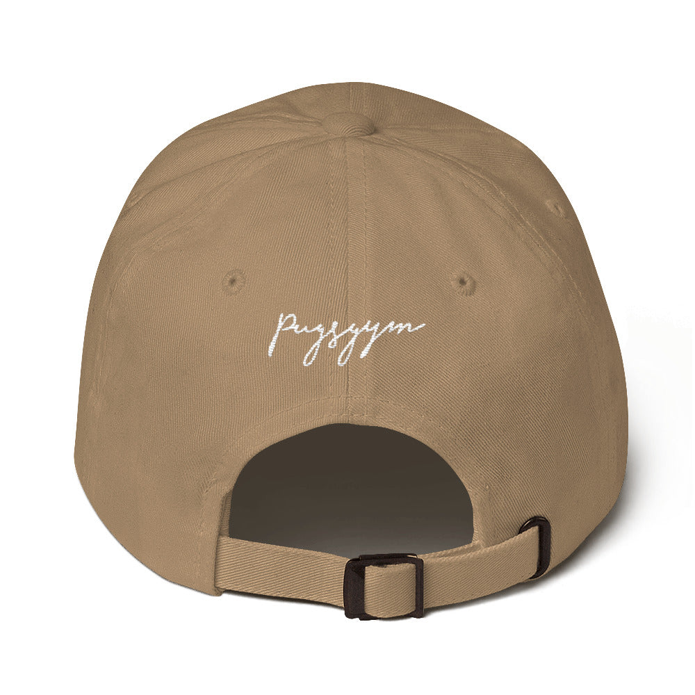 Origami French Bulldog Dad hat