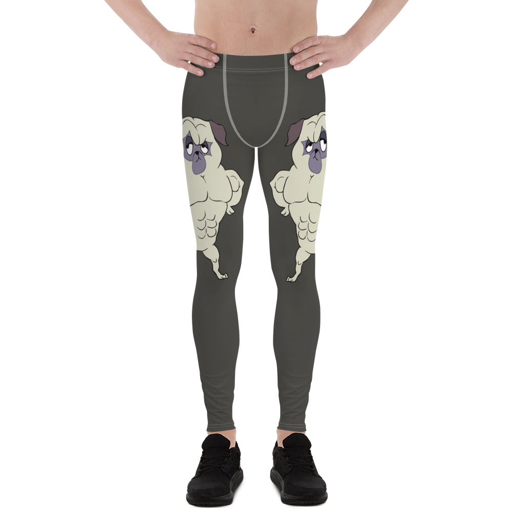 Fit Pug Men's Leggings