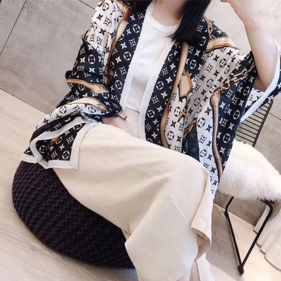 K Fashion all-match shawl scarf(COD)
