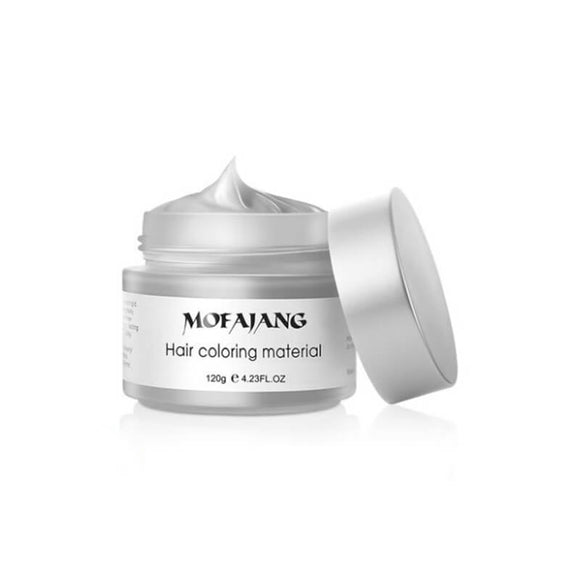 M Grandma Gray Hair Coloring Cream(COD) - Yinaje