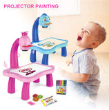 S Trace and Draw Projector Toy for kids (COD)