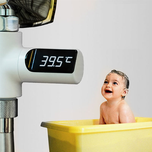M LED Digital Shower Thermometer(Cash On Delivery) - Yinaje