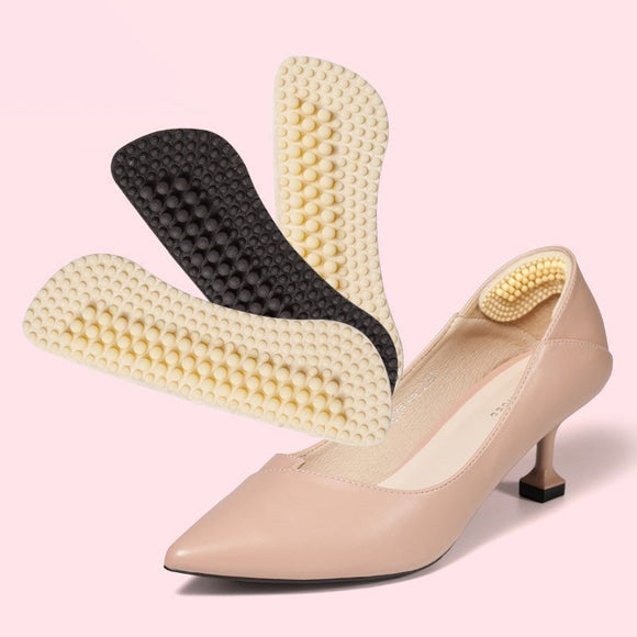 M 【Buy 1 Free 3】4D Massage Anti-blister Heel Cushions(Cash On Delivery) - Yinaje