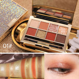T 9 color eye shadow makeup box(COD) - Yinaje