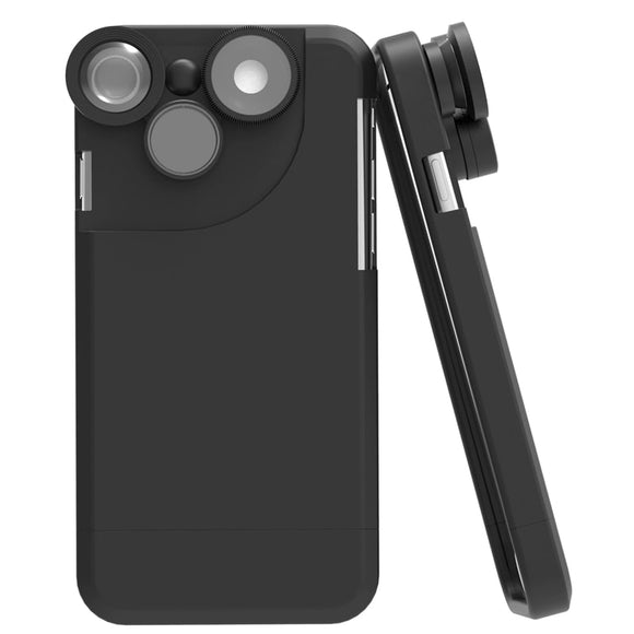 T Creative 4-in-1 lens phone case(COD) - Yinaje