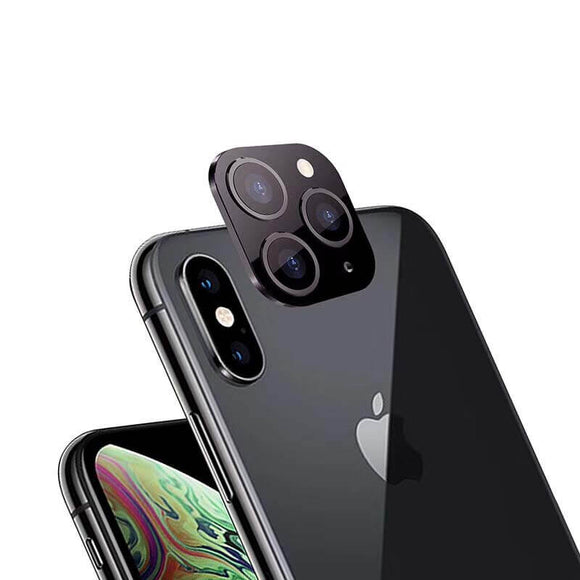 T【Buy 1 Free 1】Tobe iPhone 11 Lens stickers(COD) - Yinaje
