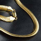 M Color-preserving Gold-plated Necklace(COD)