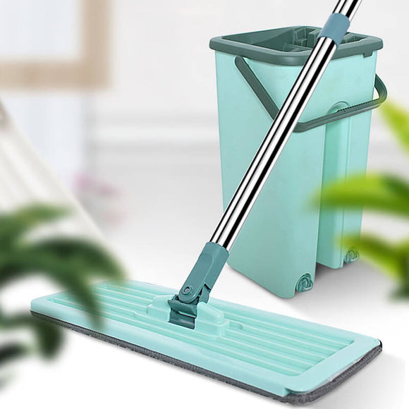 M Hand-washing Household Lazy Spin Mop(COD)