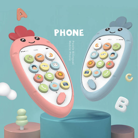 T Children's phone toys(COD) - Yinaje