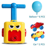 T Balloons Car Children's Science Toy(COD) - Yinaje