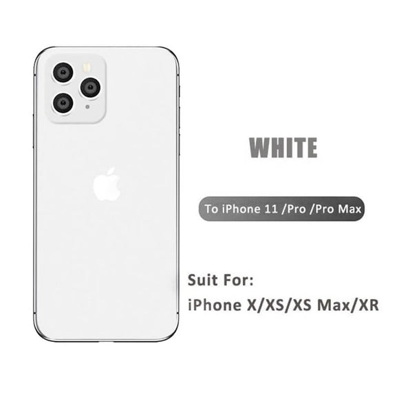 T 【Buy 1 Free 1】iPhone 11 Back Film(COD) - Yinaje