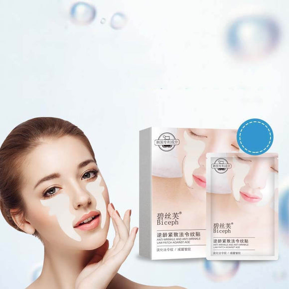 M Anti-Aging Energy Essence Eye Stickers 10 pcs/set(COD) - Yinaje