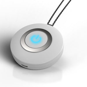 M Ionic Air Purifier Necklace(COD) - Yinaje