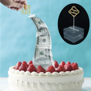 M [Buy 1 Free 1]CAKE ATM SURPRISE(C0D) - Yinaje