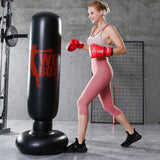 M PURE BOXING INFLATABLE PUNCHING BAG TOWER(COD) - Yinaje