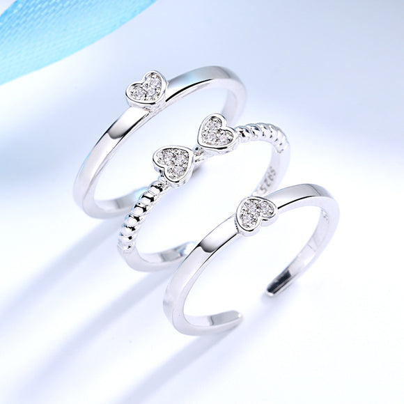 K Three-in-one combination ring (COD)