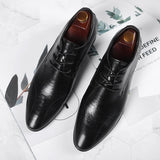 M Men's Formal Business Shoes(COD) - Yinaje