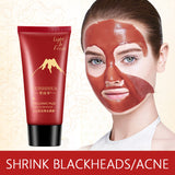 M【Buy 1 Free 1】Volcano Red Mud Peel Off Mask(COD) - Yinaje