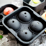 M 【Buy 1 Free 2】Big Ice Hockey Silicone Mold Ice Box(COD) - Yinaje
