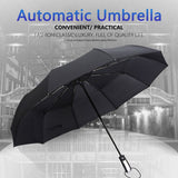 M Automatic Folding Shade Umbrella (COD)