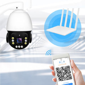 M UTDOOR WIFI CAMERA(Cash On Delivery) - Yinaje