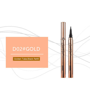 T【Buy 1 Free 1】Waterproof durable eyeliner(COD) - Yinaje