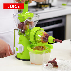 M Mini Manual Home Juicer【Cash on delivery】 - Yinaje