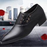 M 2018 Super Fashion New Business Shoes【Cash On Delivery】 - Yinaje