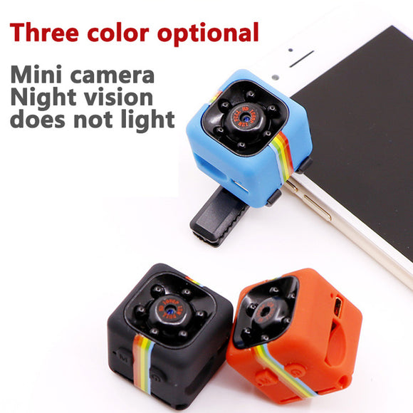 M HD 1080P MINI CAMERA WITH NIGHT VISION【Cash on delivery】 - Yinaje