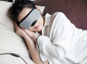 M Graphene Febrile Far-infrared Eye Sleep Mask【Cash on delivery】 - Yinaje