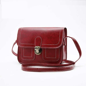 M New Ladies Retro Shoulder Bag - Yinaje