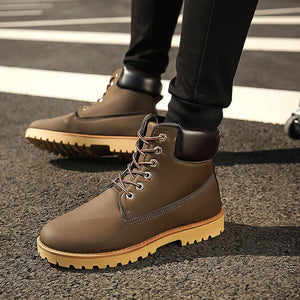 M Desert Men's Boots【Cash on delivery】 - Yinaje