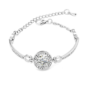 M Korean Fashion Zircon Diamonds Beautiful Bracelet(COD) - Yinaje