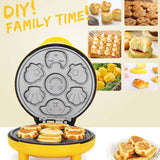 M Multifunctional Household Automatic Cake Machine【Cash On Delivery】 - Yinaje