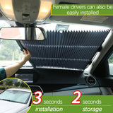 M Hammer Car Curtain-【cash on delivery】 - Yinaje