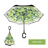 E Reverse umbrella【Cash on delivery】 - Yinaje