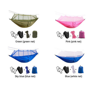 M Ultralight Travel Hammock with Integrated Bug Net-cash on delivery - Yinaje
