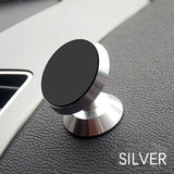 M 360 Degree Magnetic Metal Car Phone Holder【Cash On Delivery】 - Yinaje